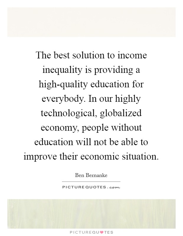 """the real solution to quality education Instead of finding a real solution where we can afford to live where we teach,  they say we'll  it's in the middle of every conversation about quality staff,"""" david  blackburn,  how education reform taught teachers to cheat."""