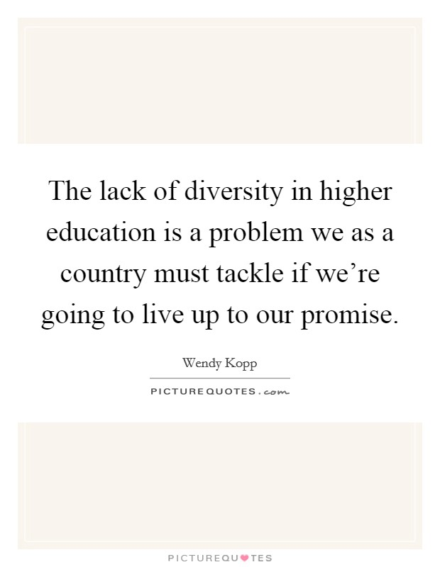 an argument favor of educational diversity in higher education Educational diversity is institutions of higher education click the following link for more information about educational vouchers arguments for.