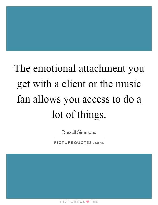 how to get rid of emotional attachment