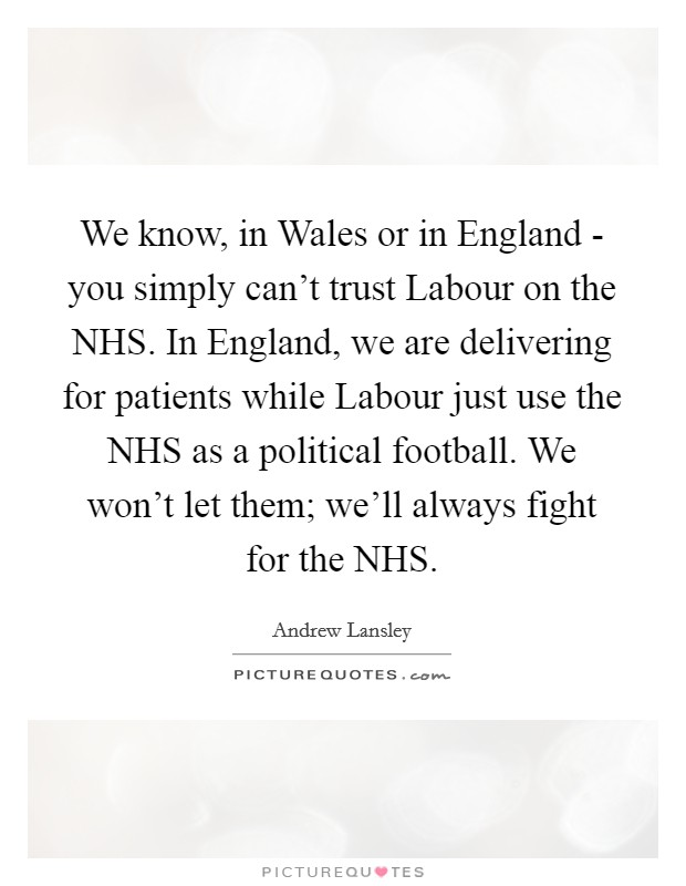 quote england wales