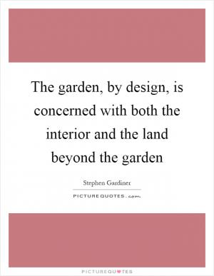 I 39 ve known jennifer salke for so long before i was a for Garden design quote
