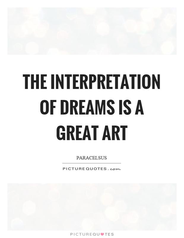 Quote interpretation !!!?