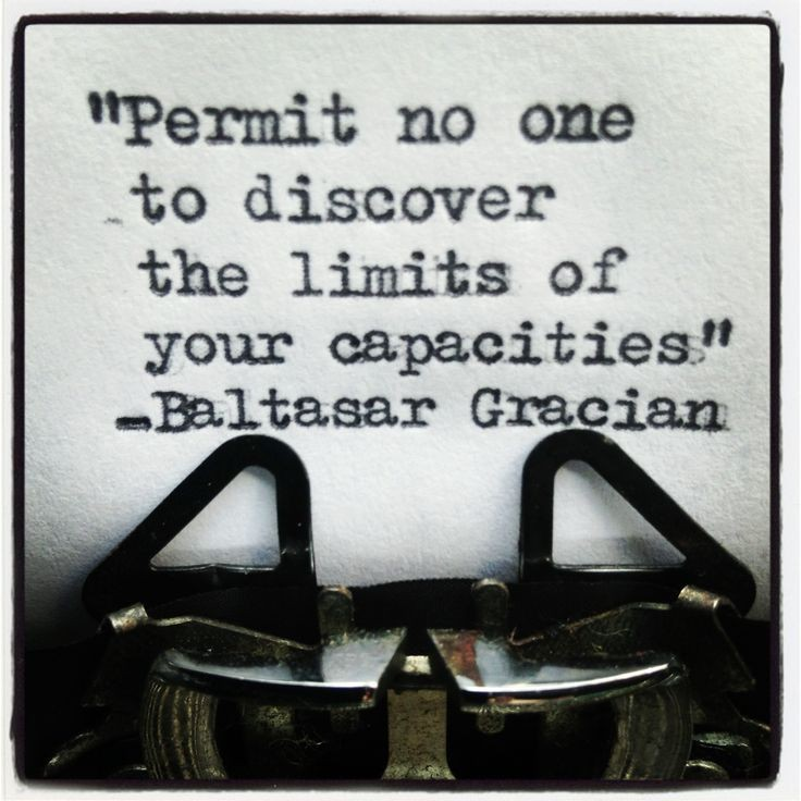 Baltasar Gracian Quote 5 Picture Quote #1