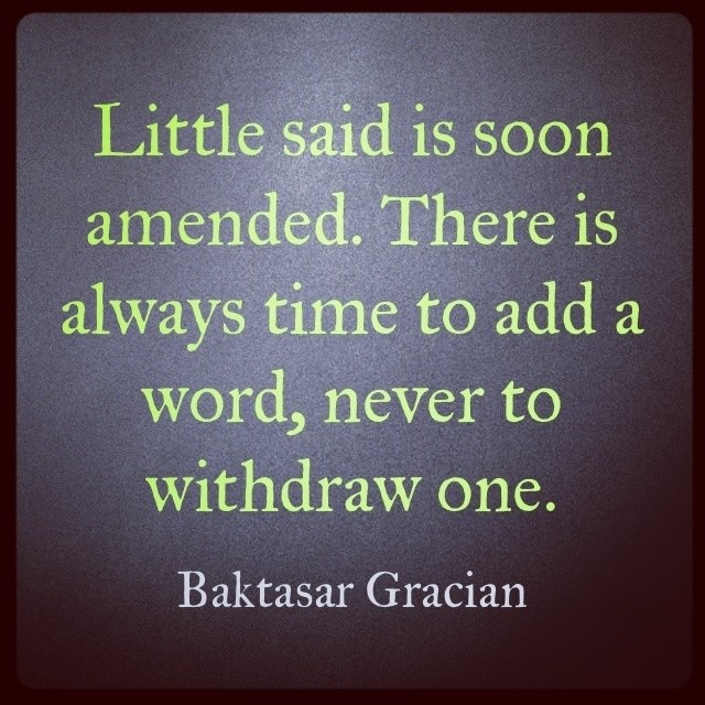 Baltasar Gracian Quote 6 Picture Quote #1