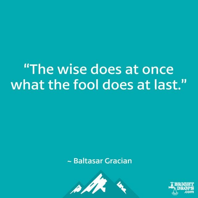 Baltasar Gracian Quote 9 Picture Quote #1