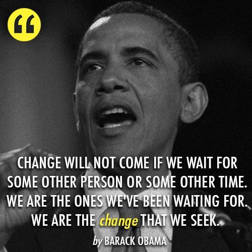 Barack Obama Quote 1 Picture Quote #1