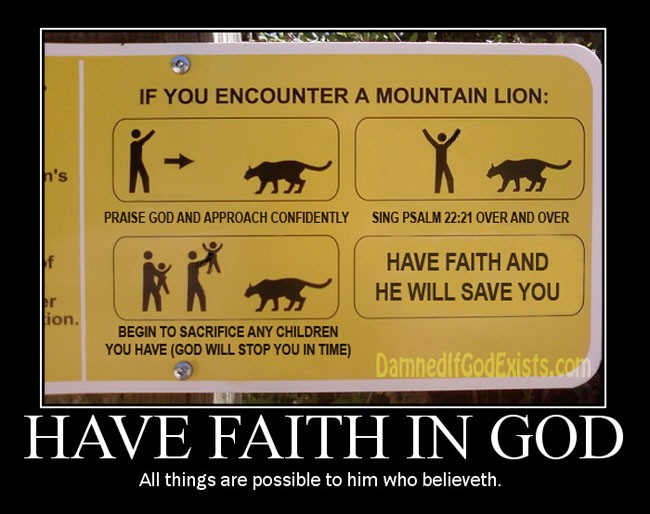 Funny Religious Quote | Quote Number 975746 | Picture Quotes