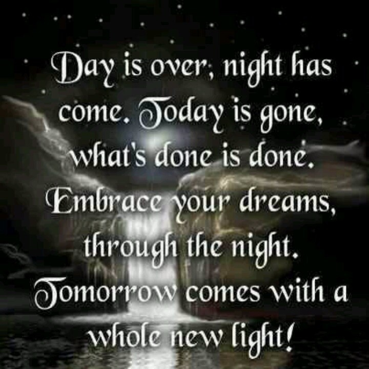 Night Time Prayer Quote 1 Picture Quote #1