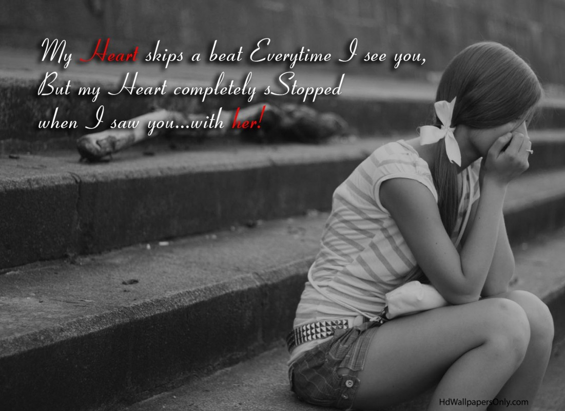 Hopeless Love Quote 1 Picture Quote #1