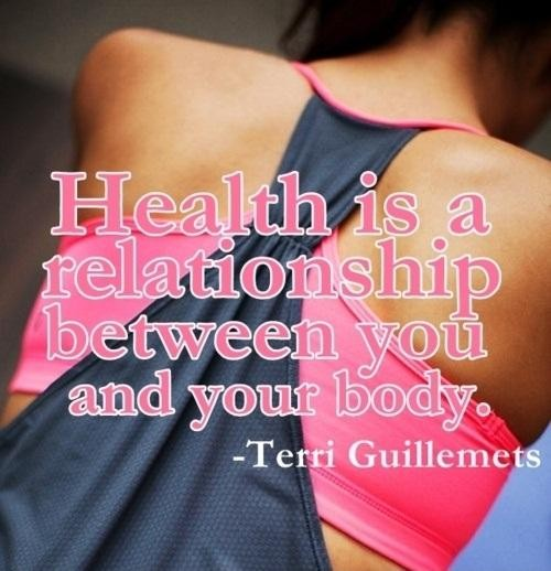 Good Health Quote 1 Picture Quote #1