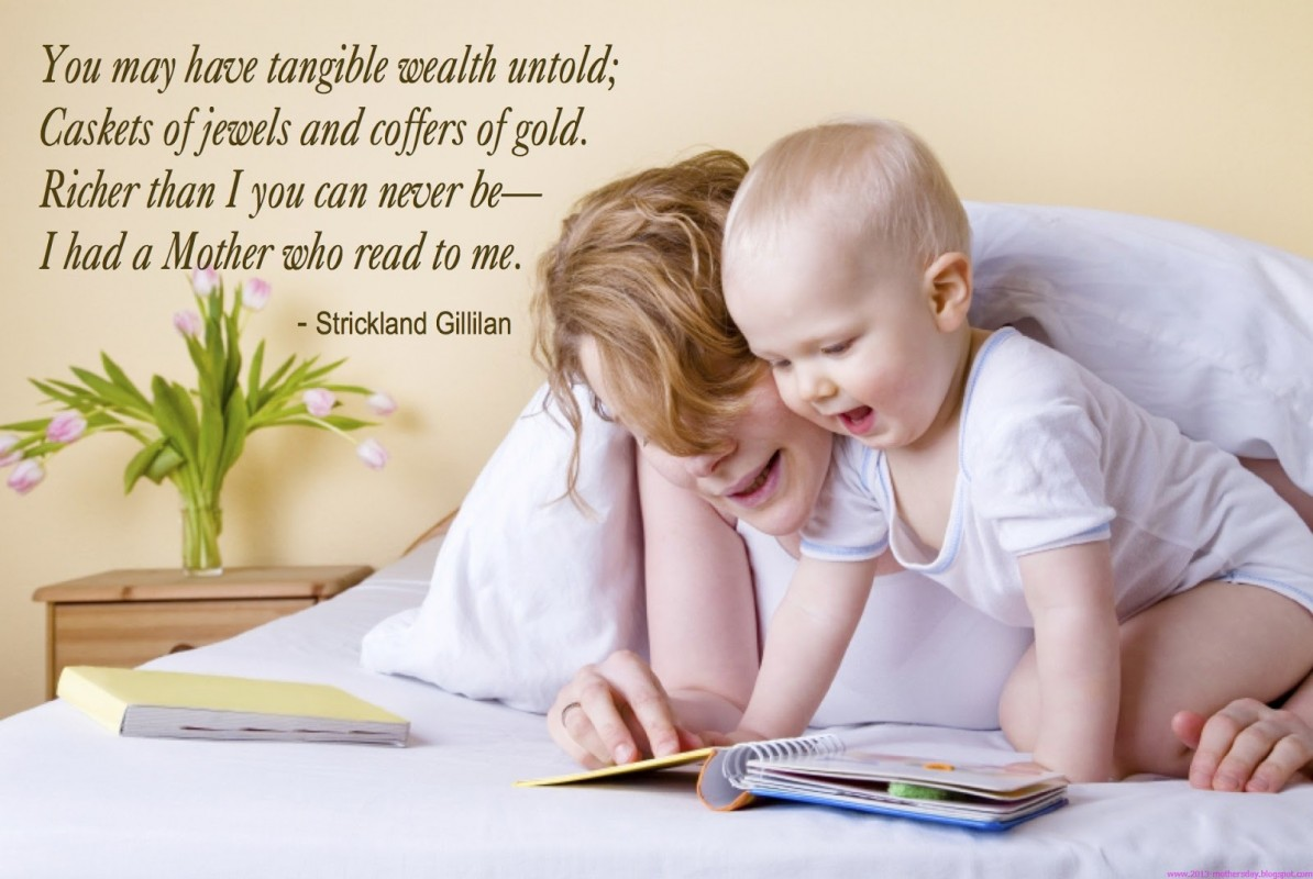 Cute Mother Daughter Quote 2 Picture Quote #1