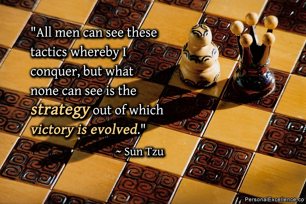 Conquer Quote 4 Picture Quote #1