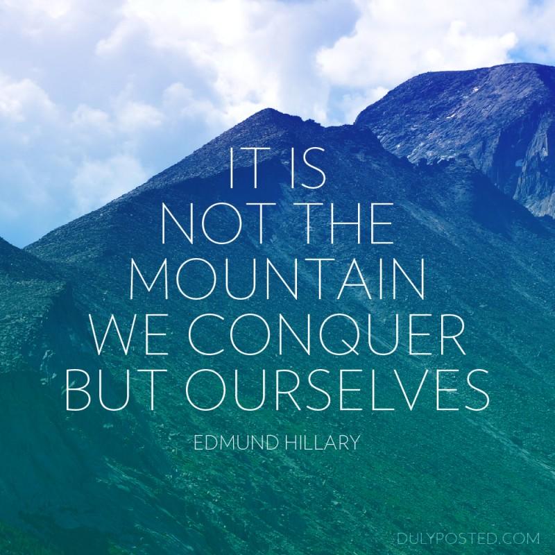 Conquer Quote 8 Picture Quote #1
