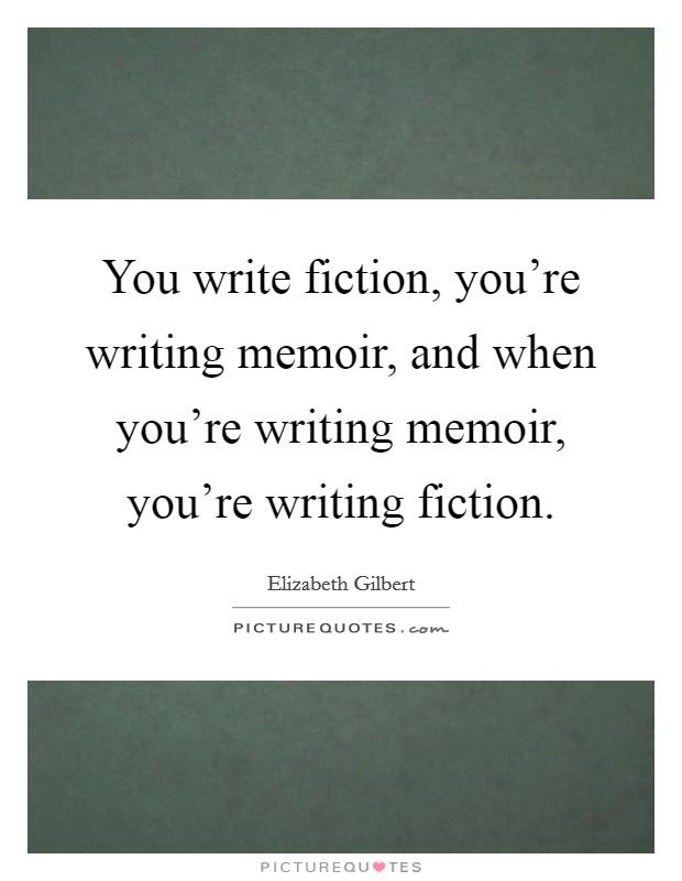 Memoirs Quotes