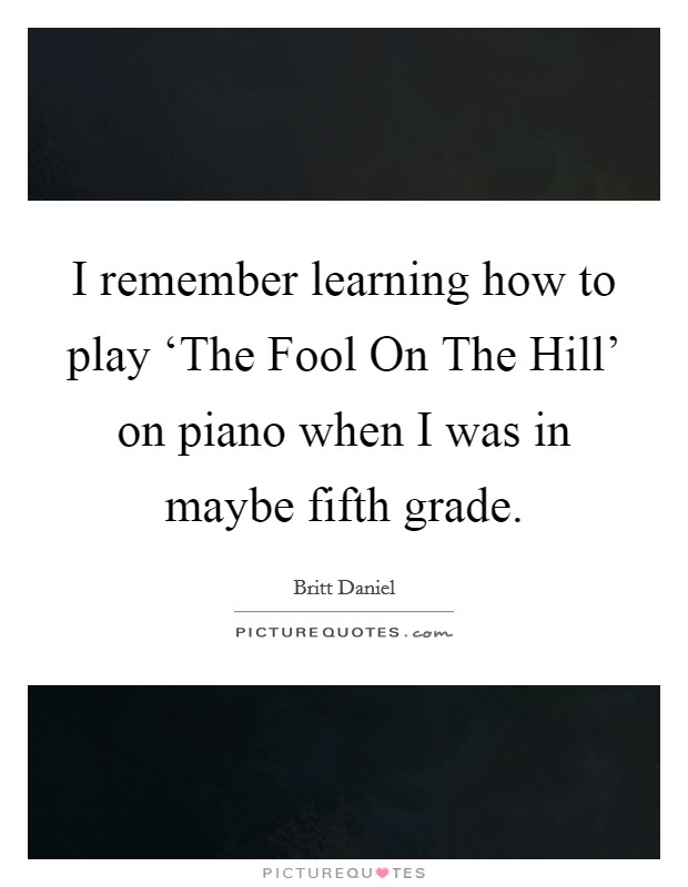 how i learned to play the Find out how you can learn to play songs by ear playing piano by ear isn't as hard as it seems and you can actually practice how to play piano by ear: a quick guide.