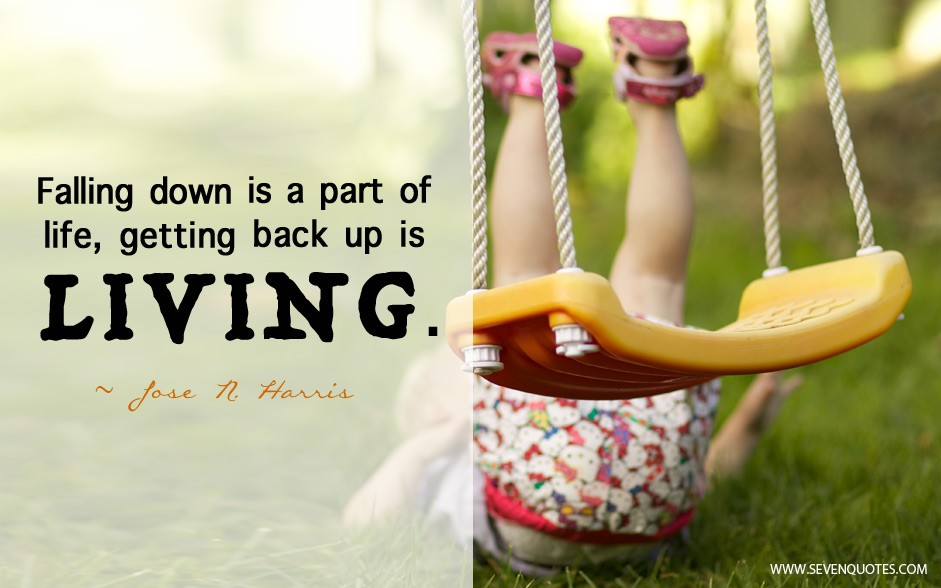 Falling Down Quote 11 Picture Quote #1