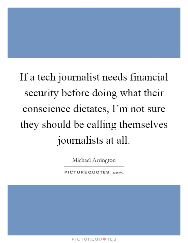 how to become a tech journalist