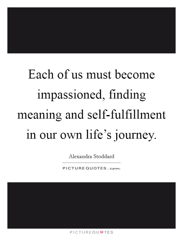 Lifes Journey Quotes & Sayings