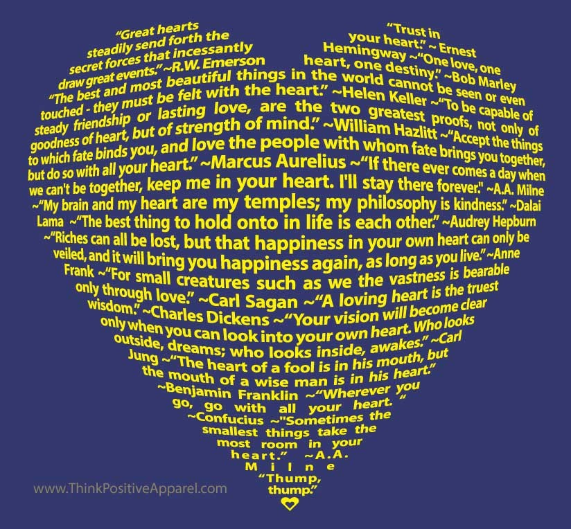 Big Heart Quote 4 Picture Quote #1