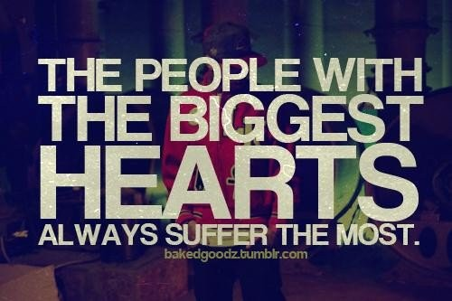 Big Heart Quote 7 Picture Quote #1