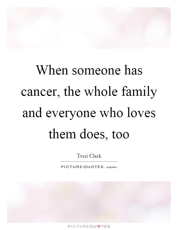Quotes About Cancer Gorgeous Cancer And Love Quotes & Sayings  Cancer And Love Picture Quotes