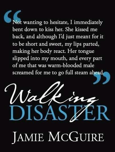 Beautiful Disaster Quote 1 Picture Quote #1