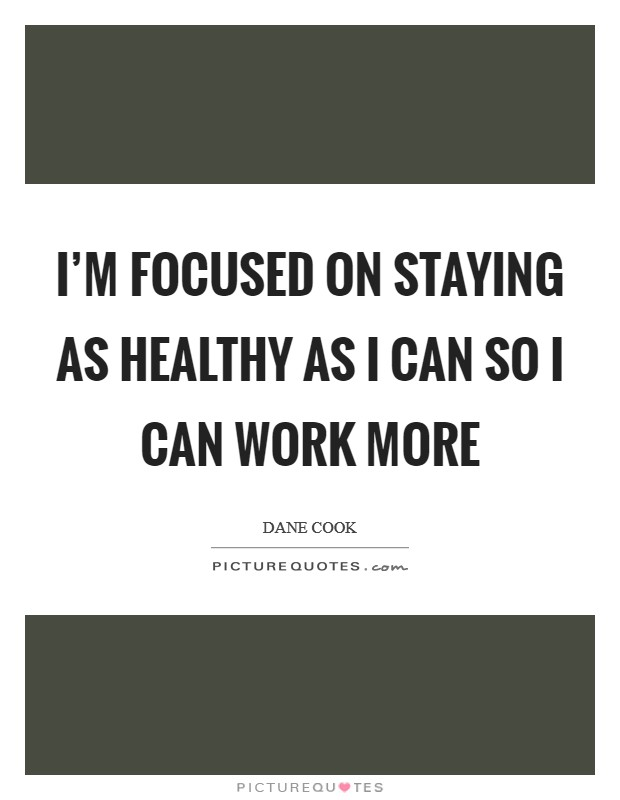 Staying Focus Quotes & Sayings | Staying Focus Picture Quotes