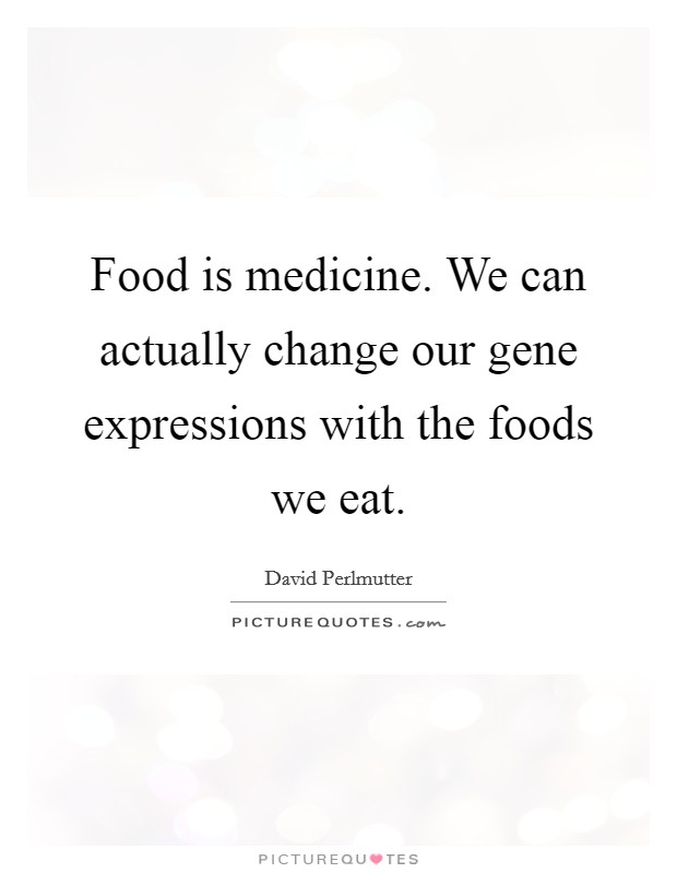 We Are What We Eat | Paul D. Swanson