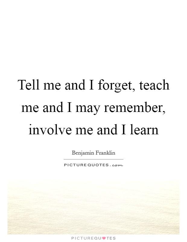 teach me how to learn