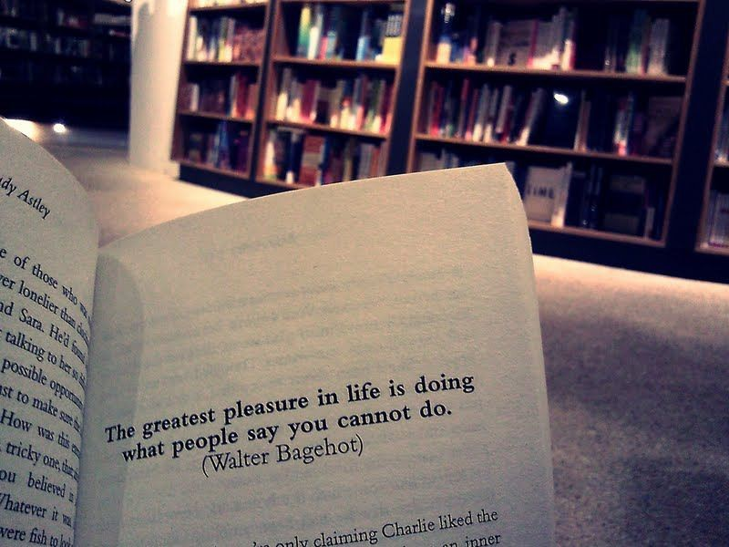Pleasure Quote 1 Picture Quote #1