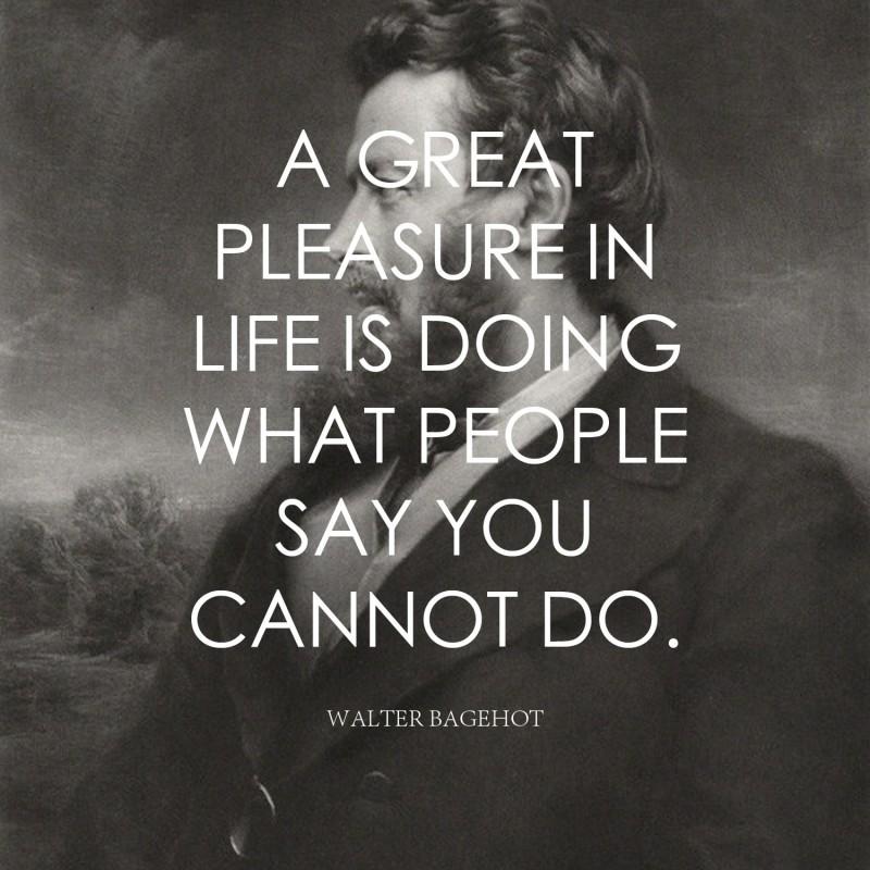 Great Pleasure Quote 1 Picture Quote #1