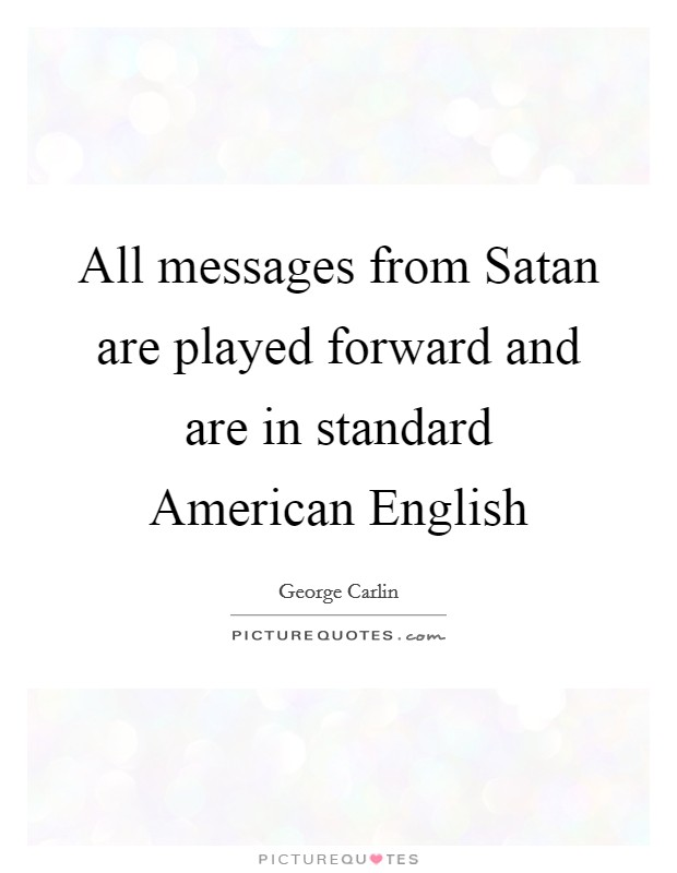 the standard american english The challenge for educators is to support students in their use of pidgin while convincing them of the value of also speaking standard american english at stake are issues of self-esteem in addition to education.