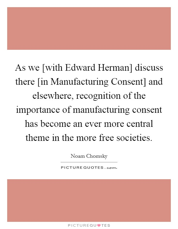herman and chomsky manufacturing consent pdf