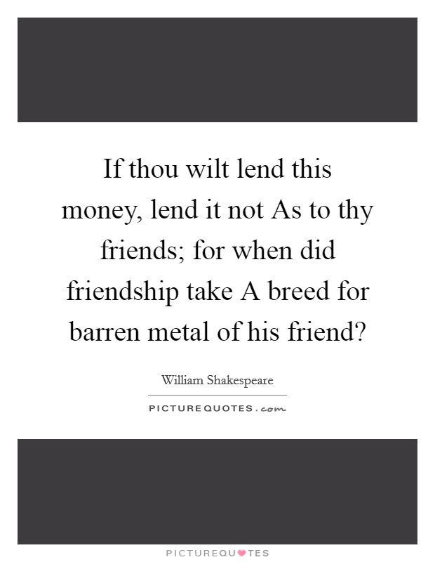 Quotes About Money And Friendship Gorgeous Money And Friends Quotes & Sayings  Money And Friends Picture Quotes