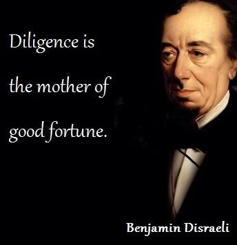 Benjamin Disraeli Quote 2 Picture Quote #1