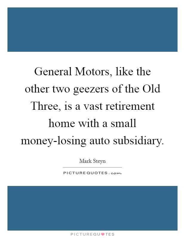 General motors quotes sayings general motors picture for General motors pension plan
