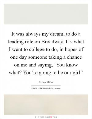 Perfect See All Patina Miller Quotes Design