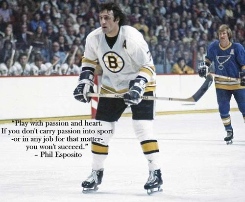 Famous Hockey Quote 4 Picture Quote #1