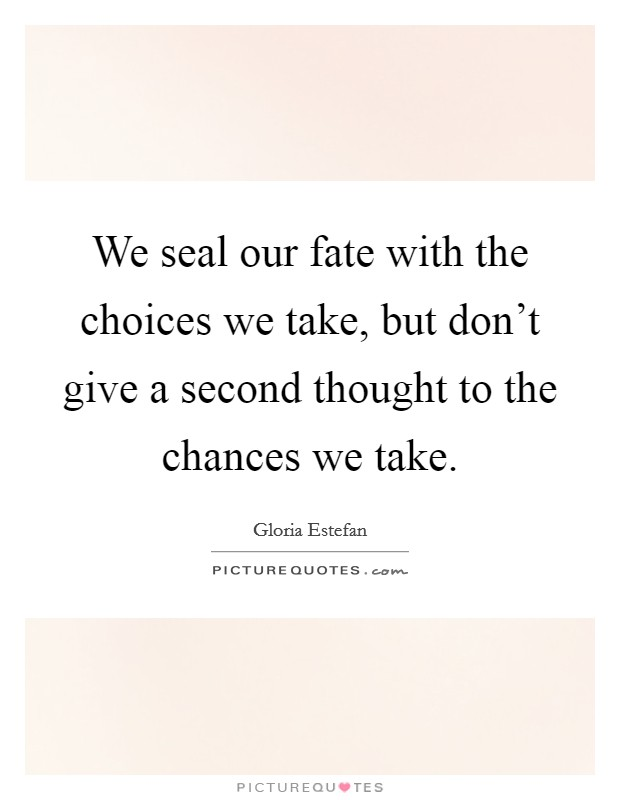 Giving A Second Chance Quotes & Sayings | Giving A Second