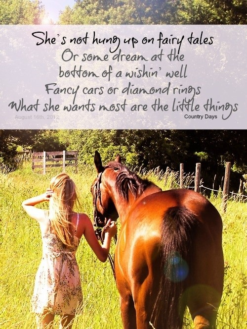 Country Life Quote 2 Picture Quote #1