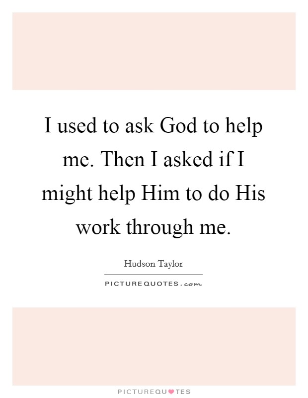 how to ask god for help in a relationship