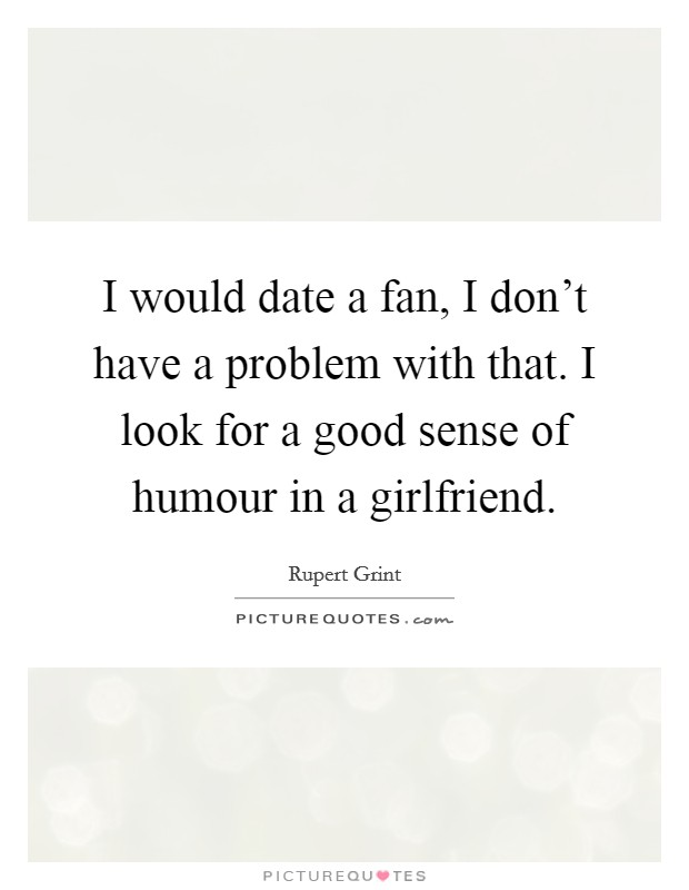 Dating no sense of humor