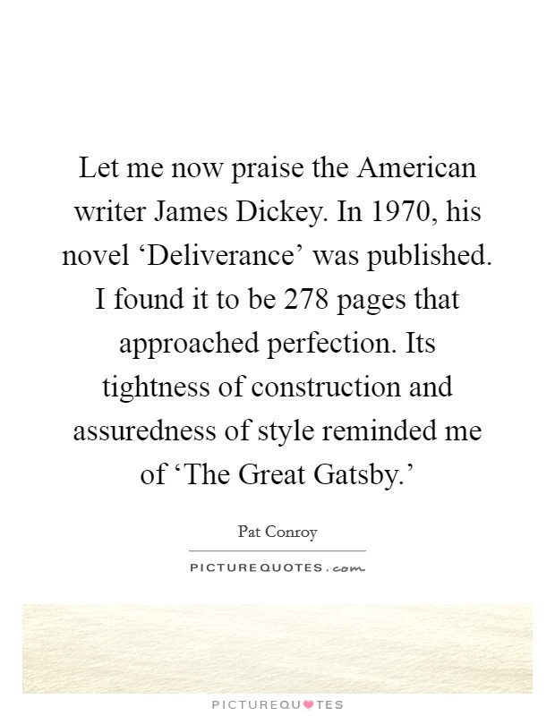 James Dickey (1923-1997)