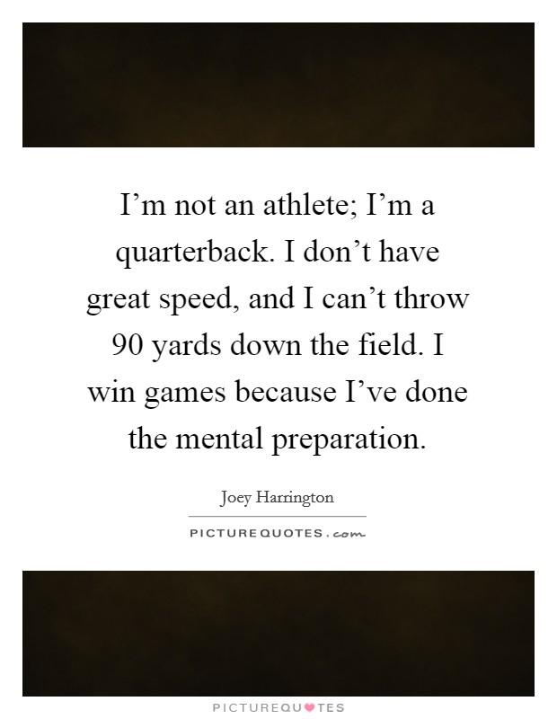 joey harrington quotes
