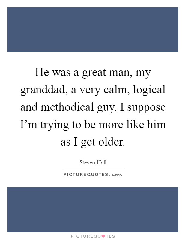 Older Man Quotes | Older Man Sayings | Older Man Picture ...