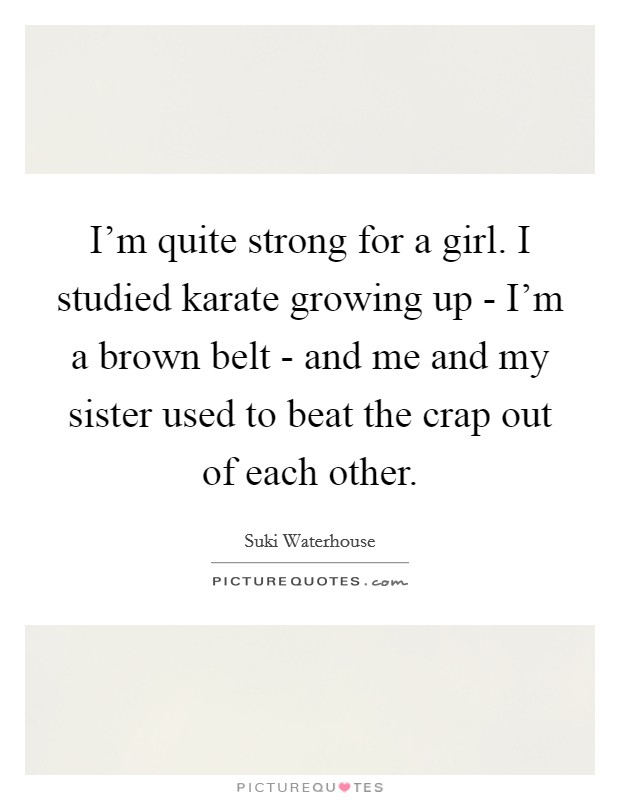 Strong Sisters Quotes & Sayings | Strong Sisters Picture Quotes