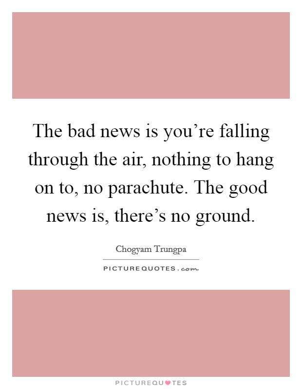 Parachute Quotes   Parachute Sayings   Parachute Picture Quotes