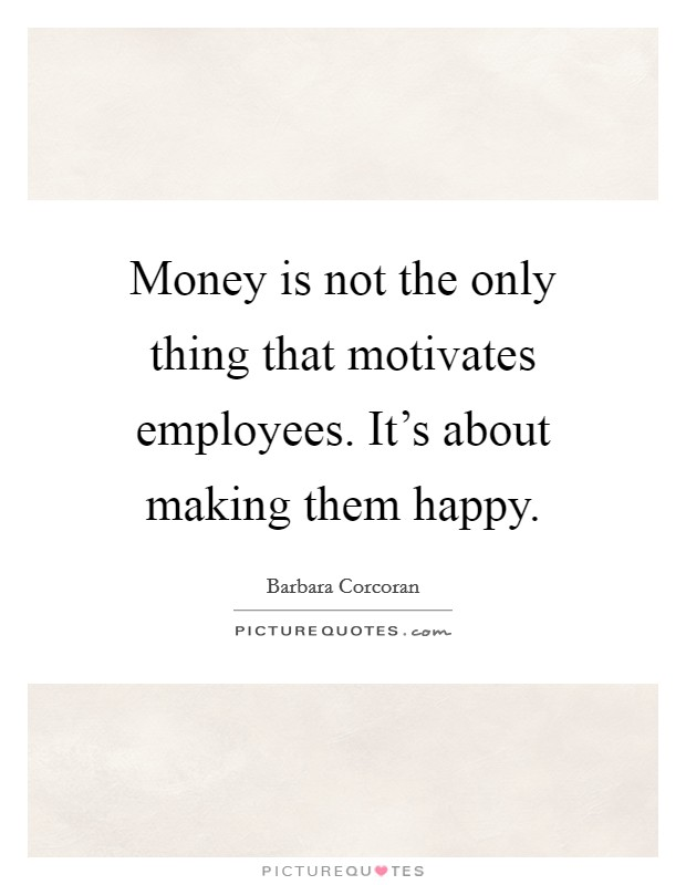 is money the only motivation for Money is not always the only factor for a satisfied employee similarly important elements are family-friendly allowances and more leisure time, says a report in business daily világgazdaság.