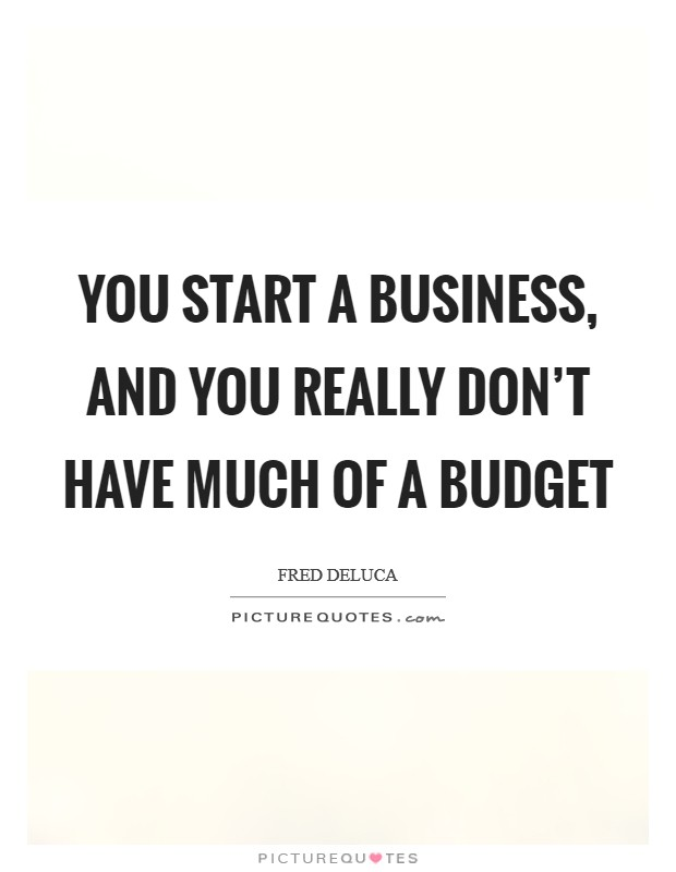 Starting A Business Quotes & Sayings