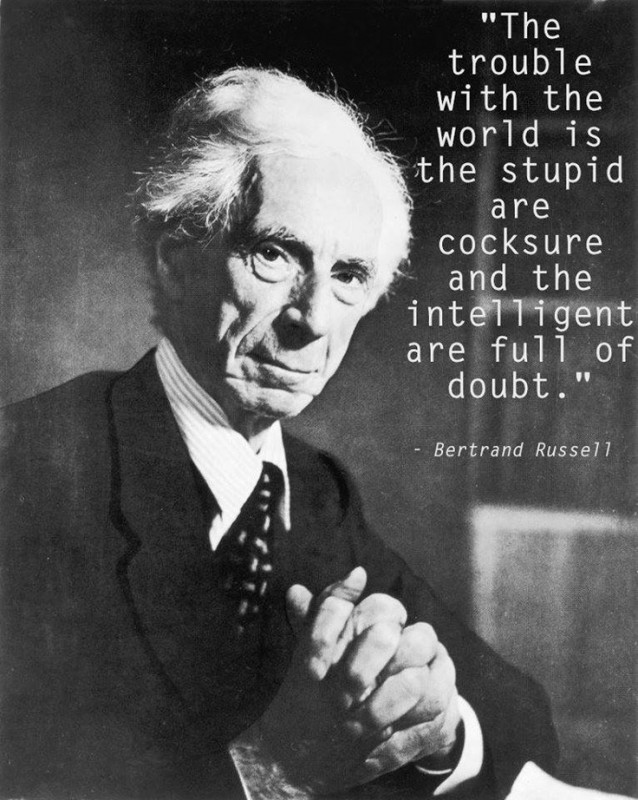 Bertrand Russell Quote 3 Picture Quote #1